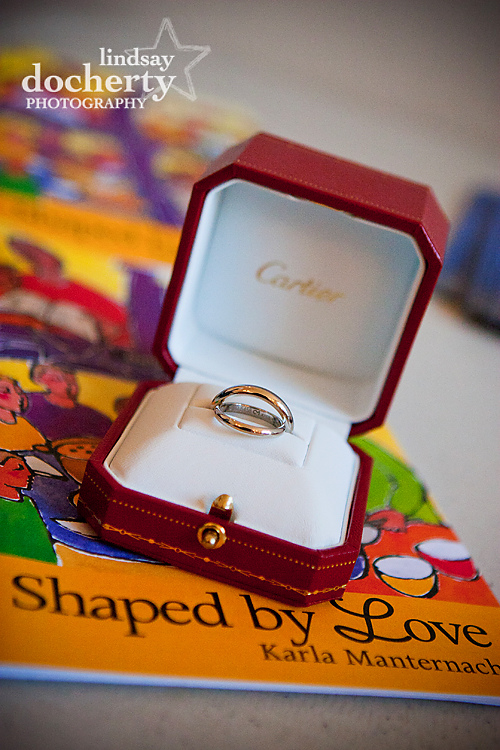 Cartier wedding ring