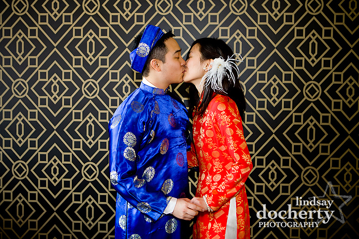 Korean Vietnamese wedding reception photography