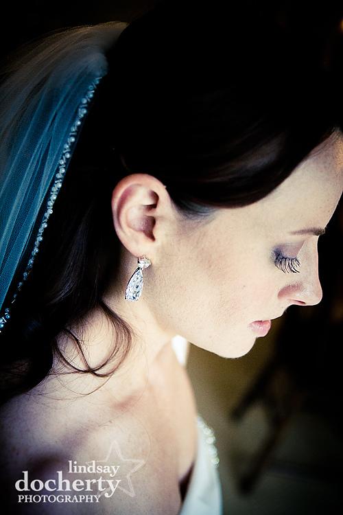 Philadelphia bride portrait