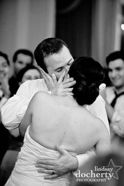 wedding reception at Radisson Warwick