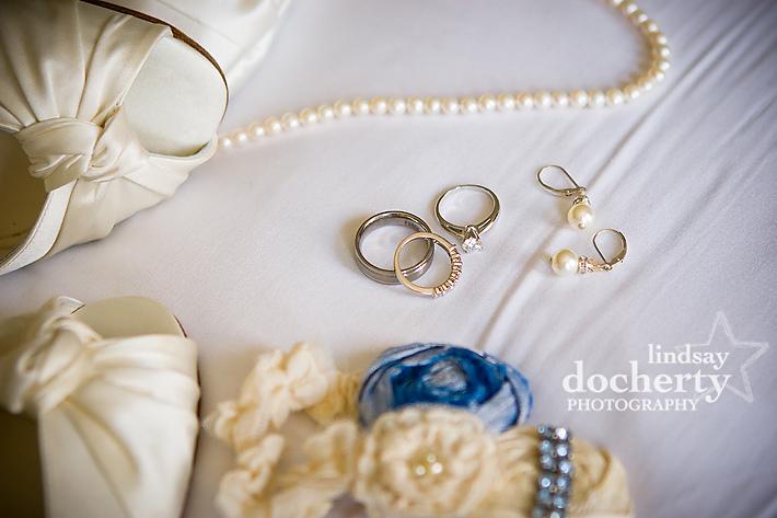 bride's wedding details