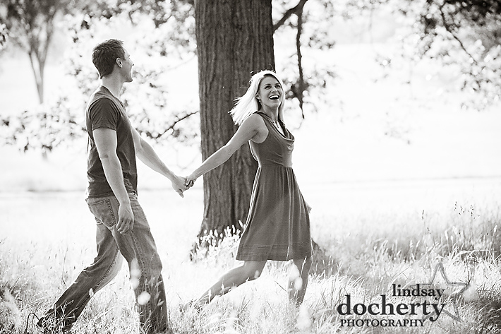 engagement photography at Valley Forge National Park