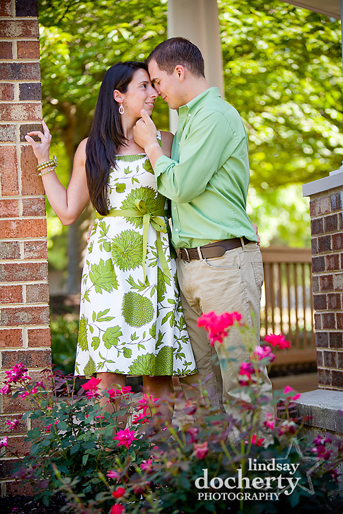 Engagement photography in Bel Air Maryland