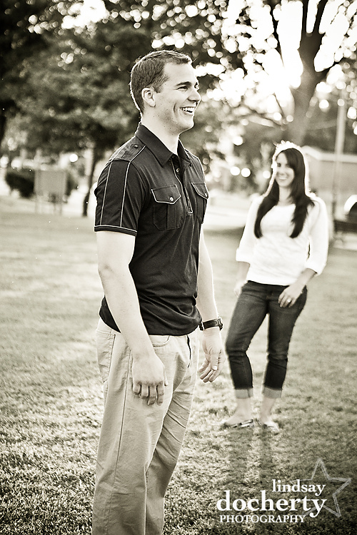Engagement photography in Havre de Grace Maryland
