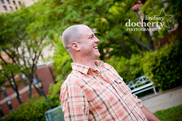 engagement photography session in Philadelphia