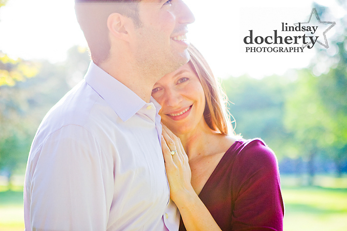 Philadelphia engagement session photography