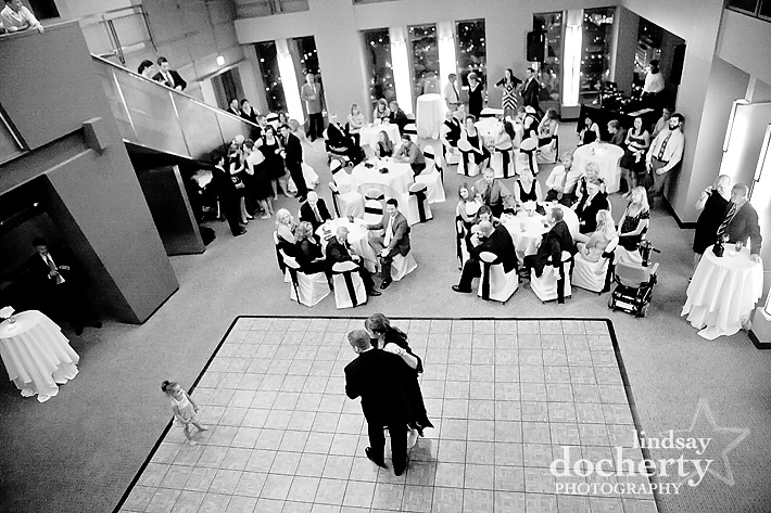 Wedding at Philadelphia Top of the Tower