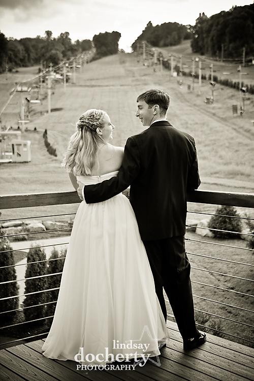 Bear Creek Mountain Resort Wedding picture