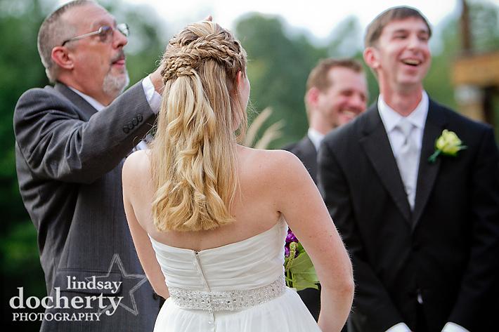 Bear Creek Mountain Resort Pennsylvania Wedding picture