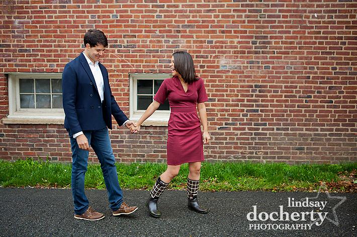Washington DC engagement photography session