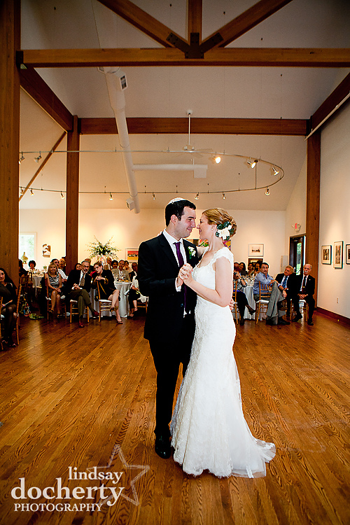 Wallingford Community Arts Center wedding