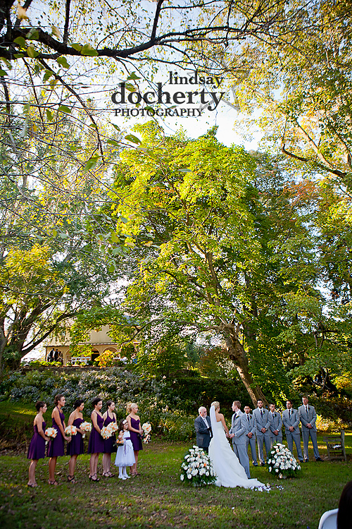 Tyler Arboretum Pennsylvania wedding photography