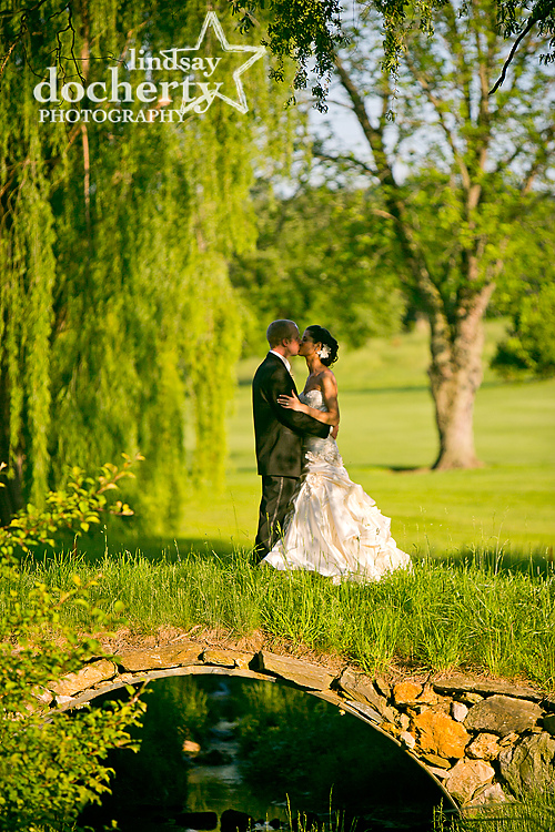 Chester Valley Golf Club wedding photography