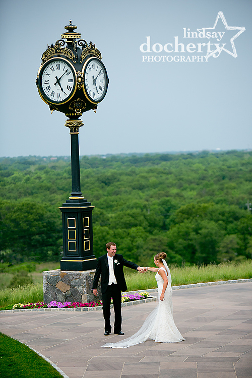 Trump National Golf Course wedding photography