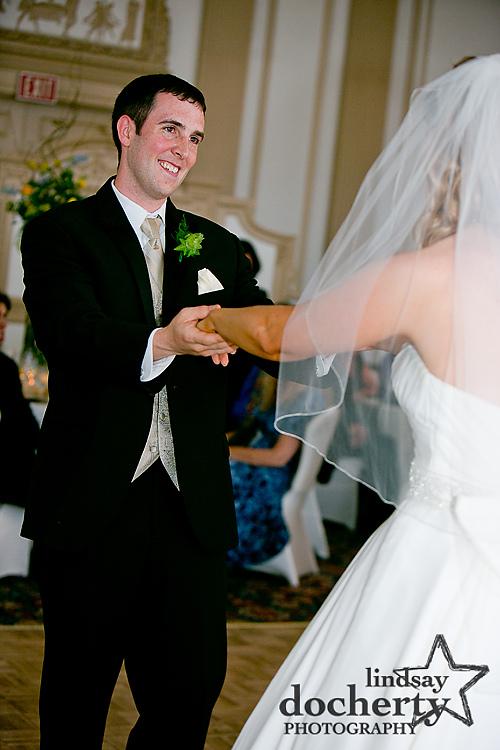 Philadelphia Wedding photographer at the DownTown Club
