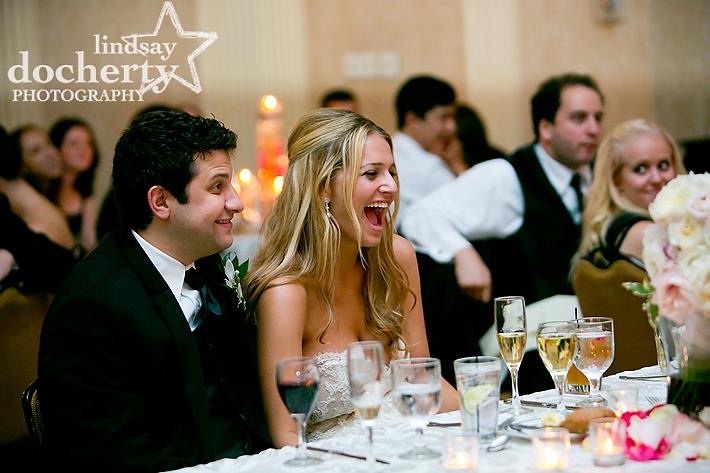 Radisson Plaza Warwick hotel wedding in Philadelphia