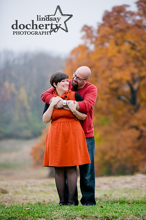 Valley Forge State Park engagement photography