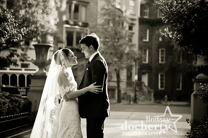 Philadelphia Ritz Carlton wedding photography