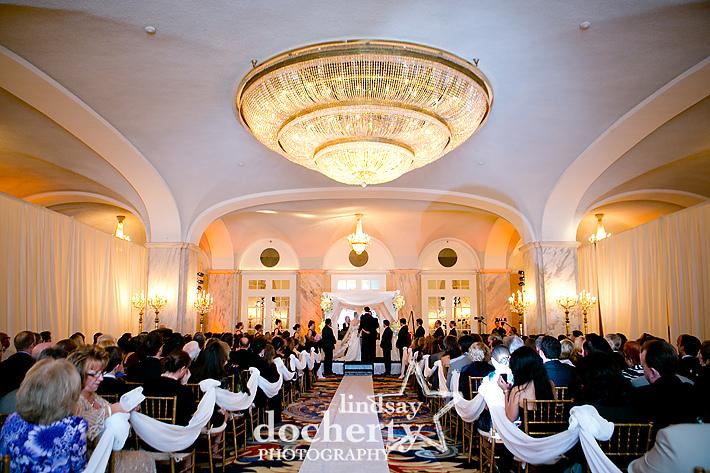 Wedding at the Ritz Carlton of Philadelphia