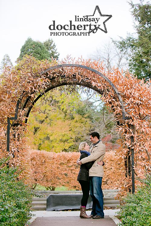 Proposal in Philadelphia Morris Arboretum