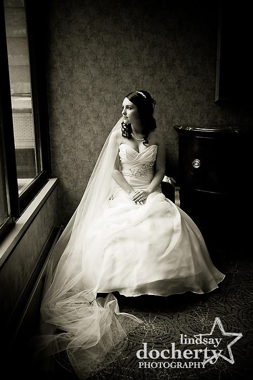 DoubleTree hotel wedding in Philadelphia
