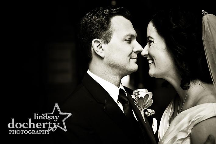 Philadelphia Wedding Photographer at the Pyramid Club