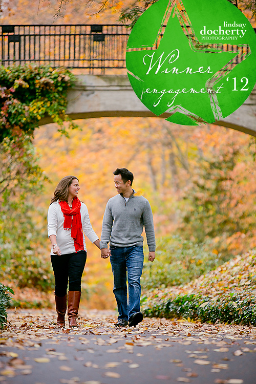 Best Engagement Picture of 2012 Lindsay Docherty Photography