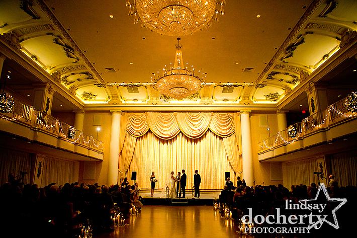 Philadelphia Wedding Photographer at the Bellevue