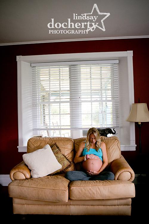 Main Line maternity photography