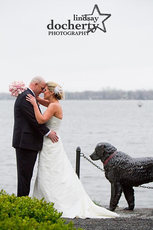 Philadelphia wedding at Glen Foerd Mansion