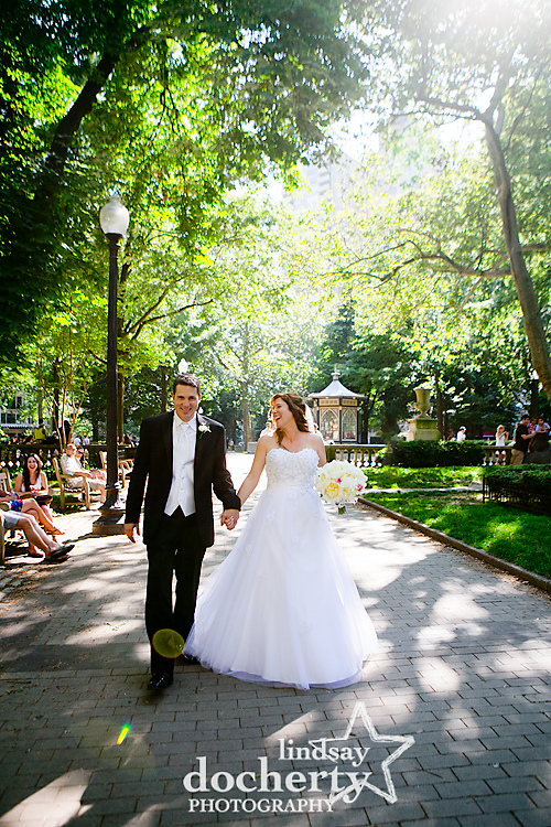 Philadelphia Catholic wedding photography by Rittenhouse Square