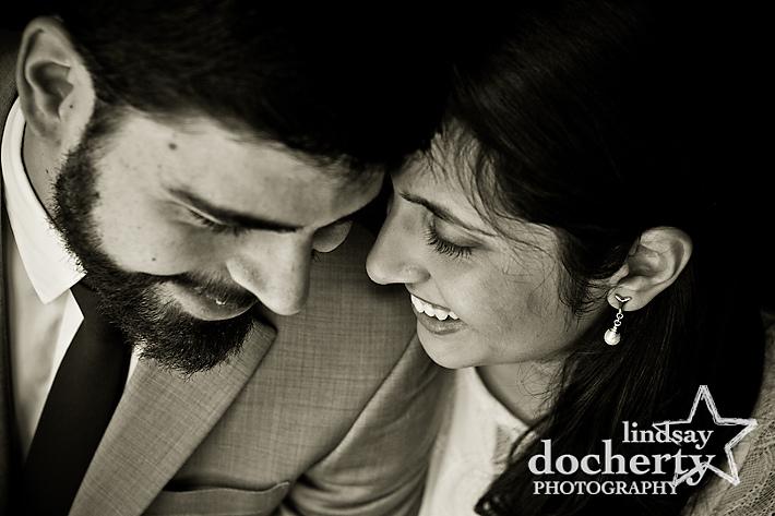 Philadelphia wedding photography at Bartram's Garden