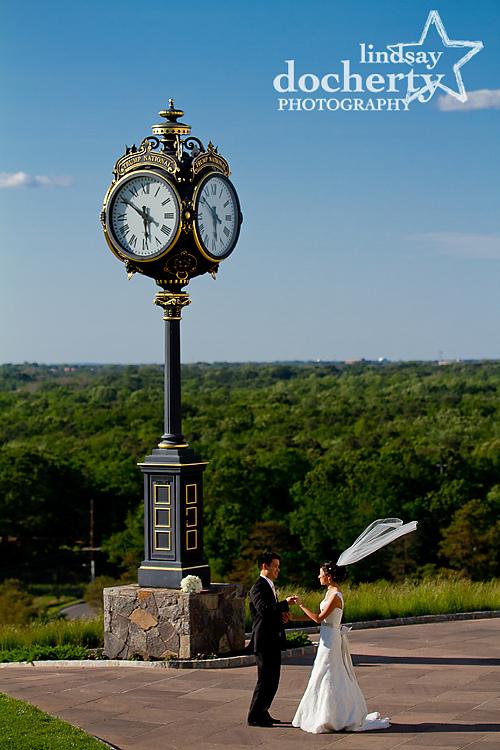 Trump National Golf Club Philadelphia wedding in Pine Hill, NJ