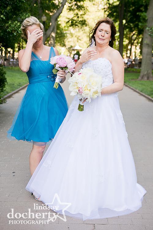 Philadelphia Catholic wedding photography by Rittenhouse Square