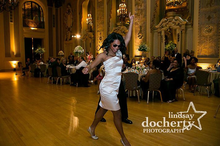 Wilmington Delaware duPont Hotel wedding