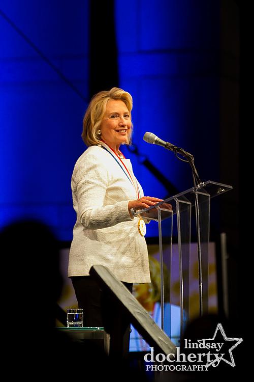 Philadelphia photographer Hillary Clinton