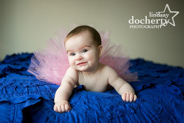 Philadelphia baby photographer 6 months