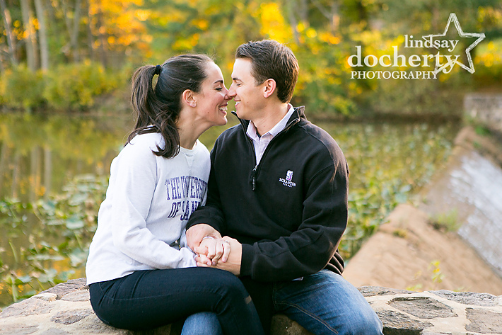 New Jersey Moorestown engagement pictures