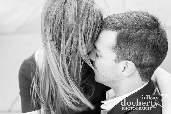 Philadelphia Old City engagement pictures