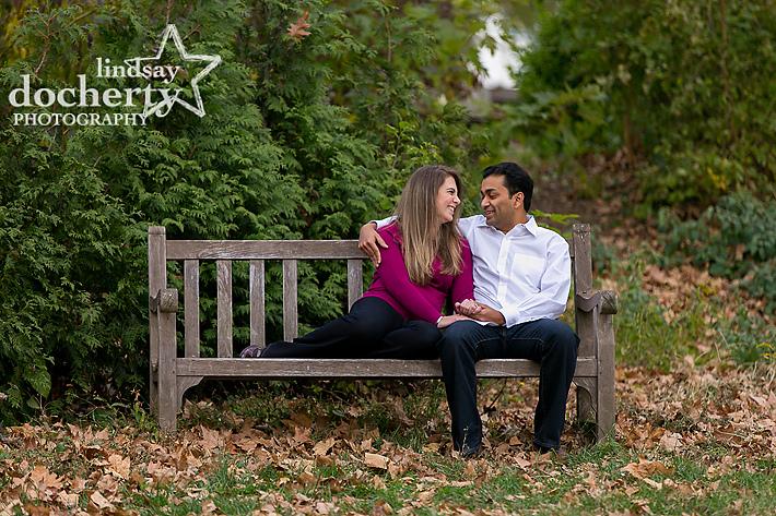 Philadelphia Queen Village engagement pictures