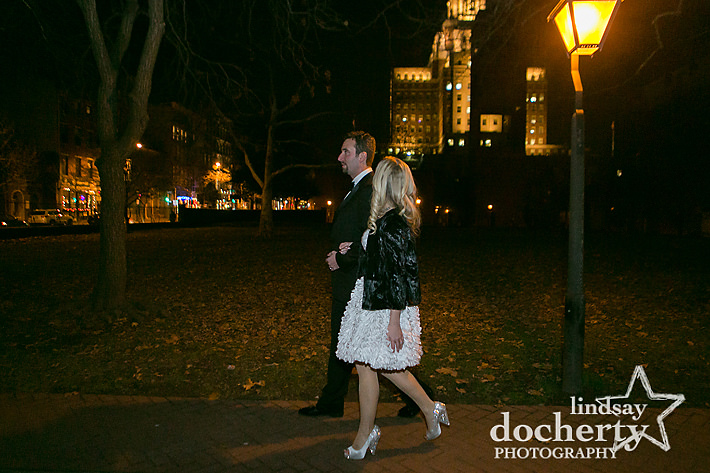 Old City Philadelphia wedding pictures