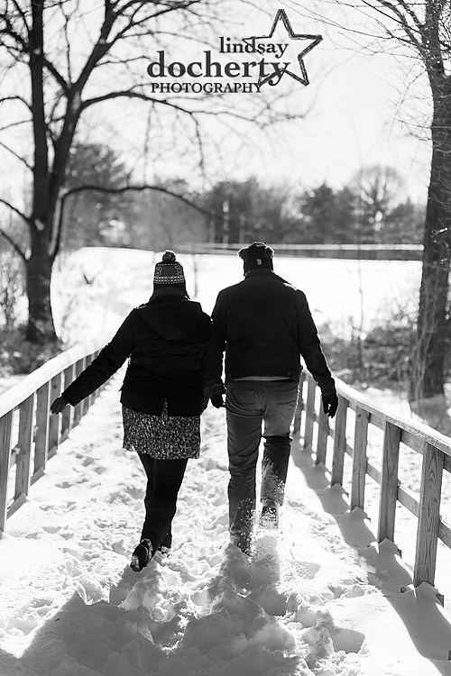 West Chester Pennsylvania engagement pictures