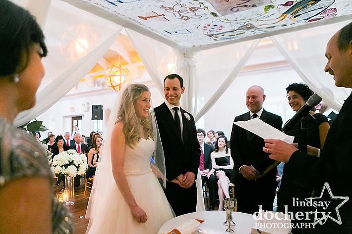 Pomme Radnor Pennsylvania Jewish wedding pictures