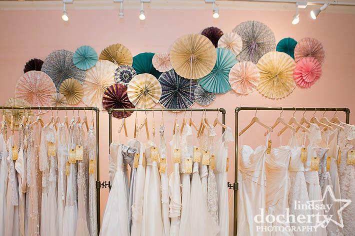Philadelphia wedding gown shop Lovely Bride