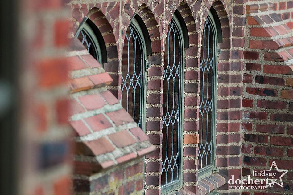 Aldie Mansion brick detail