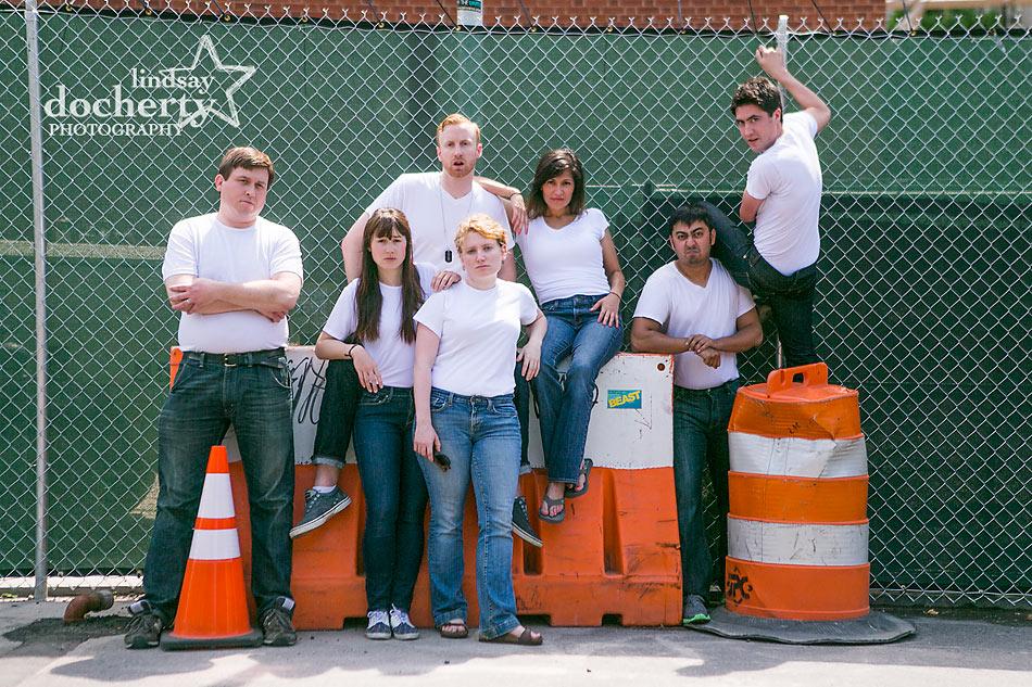 Bad Kitten Philadelphia Improv Comedy Group