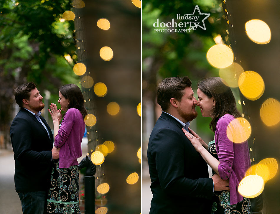 Rittenhouse Philadelphia engagement session