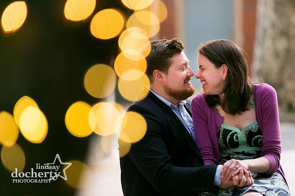 Rittenhouse Philadelphia engagement session