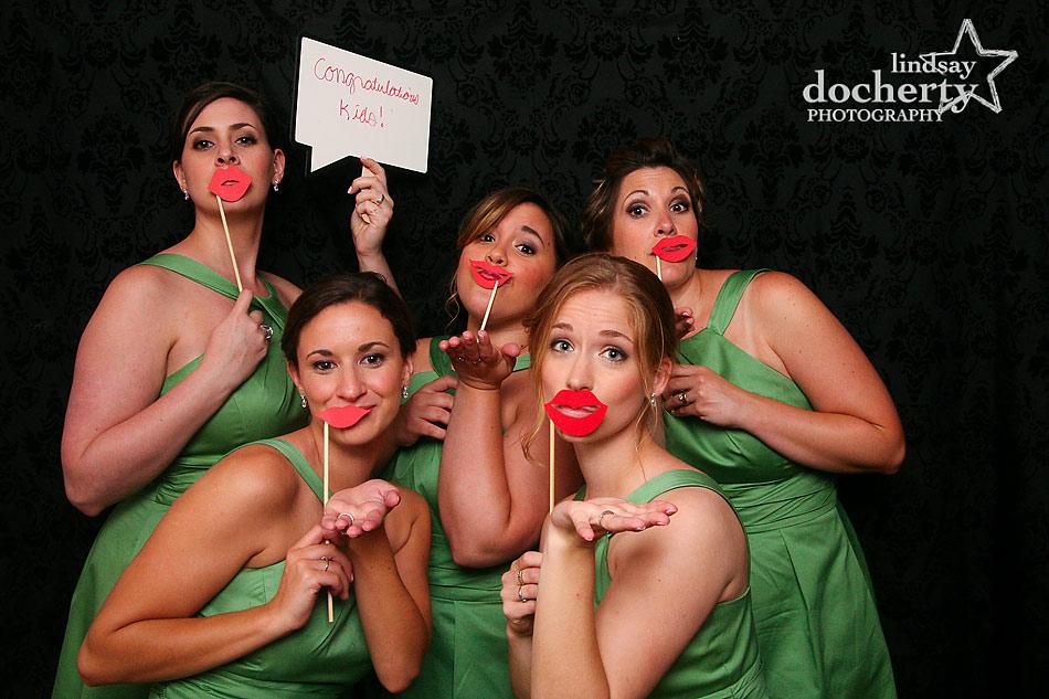Lindsay Docherty Photography On Snap Studio photobooth