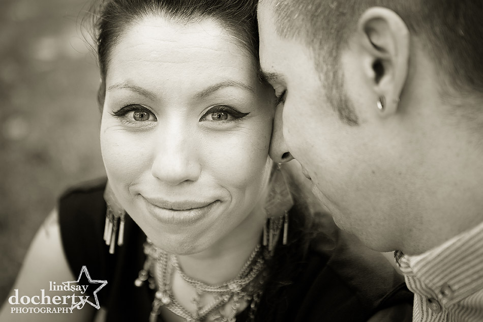 alternative-couple-engagement-session-in-Philadelphia-in-Rittenhouse-Square